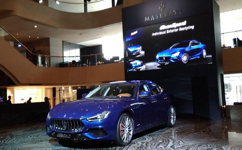 Maserati Ghibli有感降價 新添GranSport車型