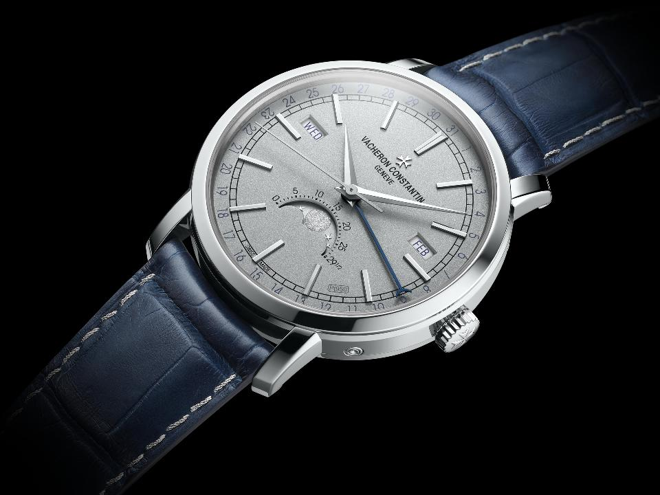 Pre-SIHH 2018:江詩丹頓「Excellence Platine鉑金珍藏」系列Traditionnelle全日曆腕錶