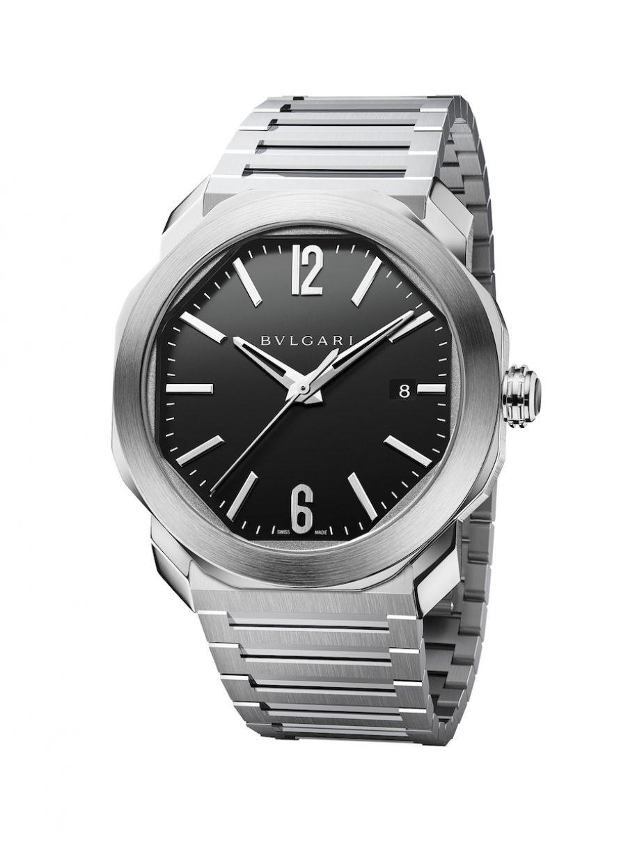 BVLGARI Octo Roma 腕錶,參考售價: NTD 207,900。