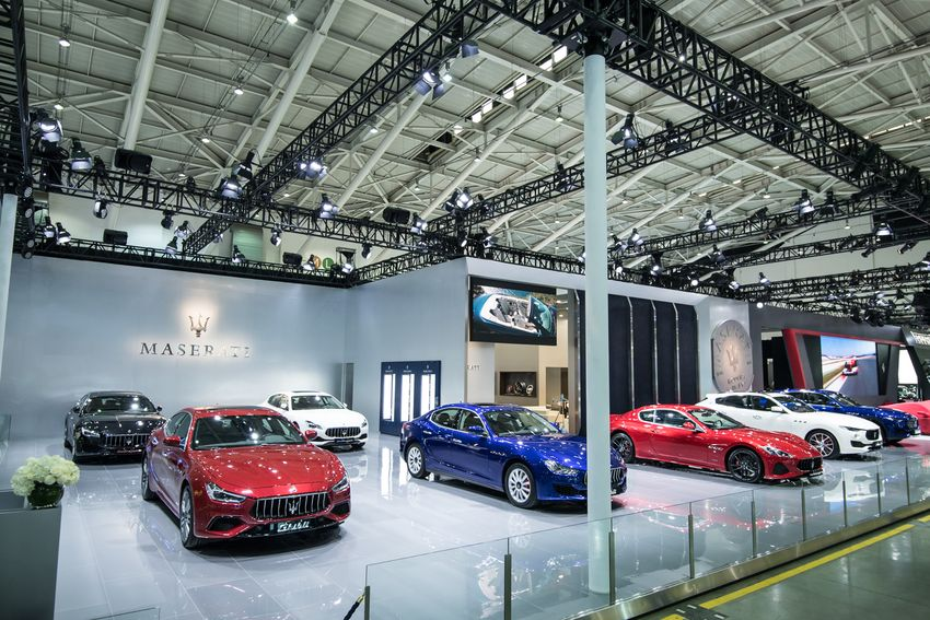 《2018台北新車大展》壯遊精神:Maserati Grand Touring全新改款GranTurismo現身