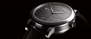 A. Lange & Söhne:頂級製錶的中庸之道(上)