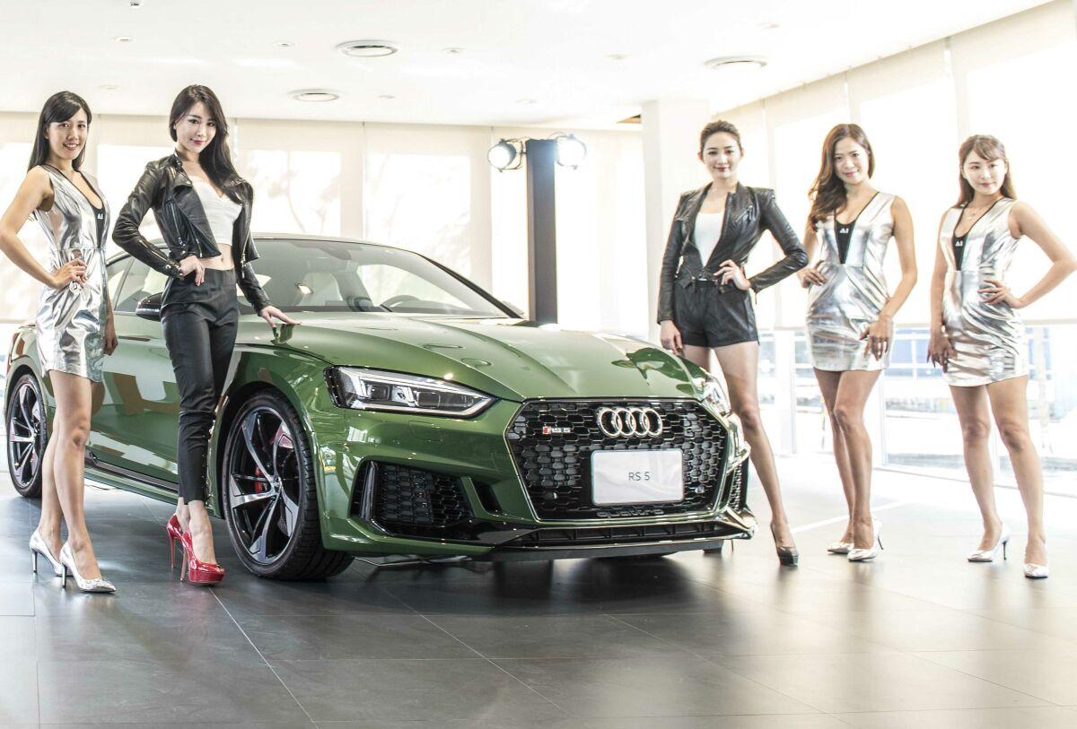 承襲DTM賽道三冠榮耀,Audi全新世代RS 5 Coupé 搶先曝光