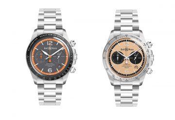 時間,是我的致勝關鍵:Bell & Ross Vintage系列BR V2-94 Garde Cotes 與Bellytanker腕錶