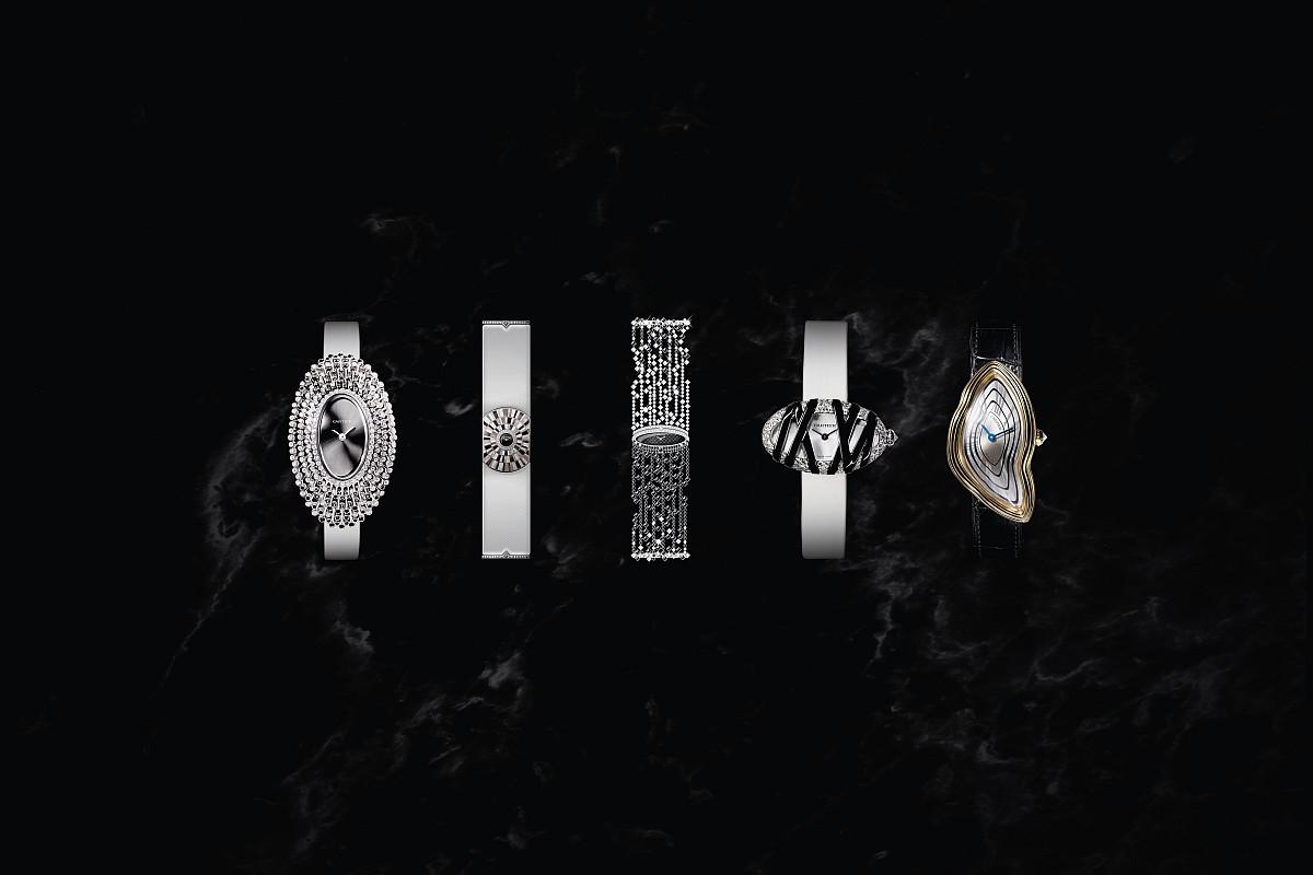 【2018 Pre-SIHH】令人目眩神迷的絕美系列 :Cartier Libre