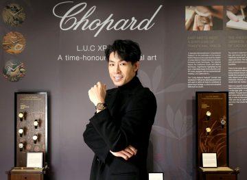 匯聚東西方工藝,穿越超時空的漆繪藝術:蕭邦 L.U.C XP Urushi 蒔繪腕錶
