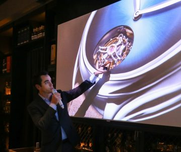 傳承復古造就極簡經典美學:H. Moser & Cie.亨利慕時開拓者系列及Basel錶展新品發表會