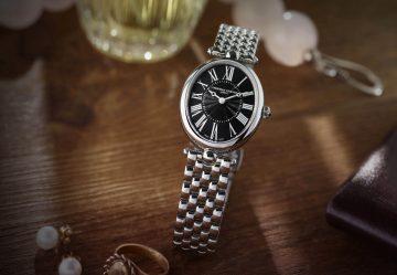 締造優雅時尚的經典簡約:康斯登Frederique Constant Art Déco 典雅璀璨藝術系列腕錶