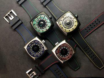 光與時間的新風格:LYTT LABS腕錶