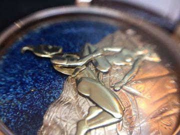 生聲不息的精髓:Blancpain Villeret三問春宮腕錶