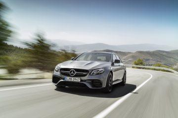 《2018台北新車大展》AMG 50週年慶典最終章:Mercedes-AMG E 63 4MATIC+ 重磅登台