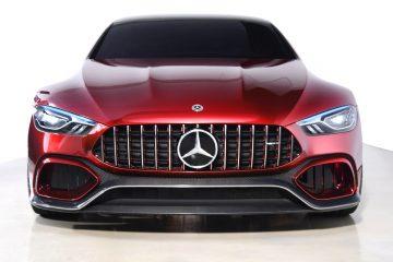 《2018台北新車大展》源自賽車殿堂的跨世代動力概念車: Mercedes-AMG GT Concept現身