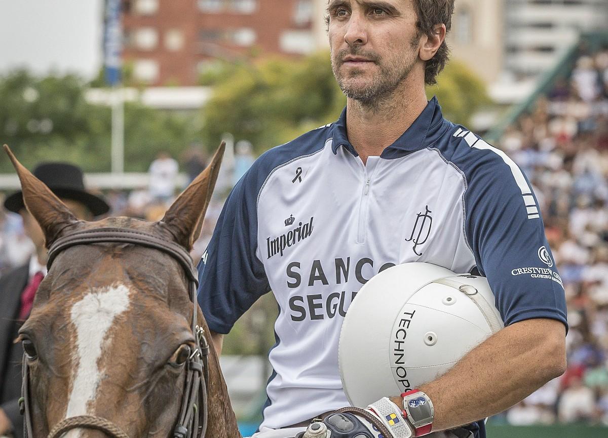 RICHARD MILLE品牌摯友Pablo Mac Donough第八次於阿根廷馬球公開賽奪冠