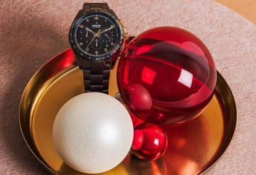 品味歲末的最佳禮讚:雷達表設計腕錶系列