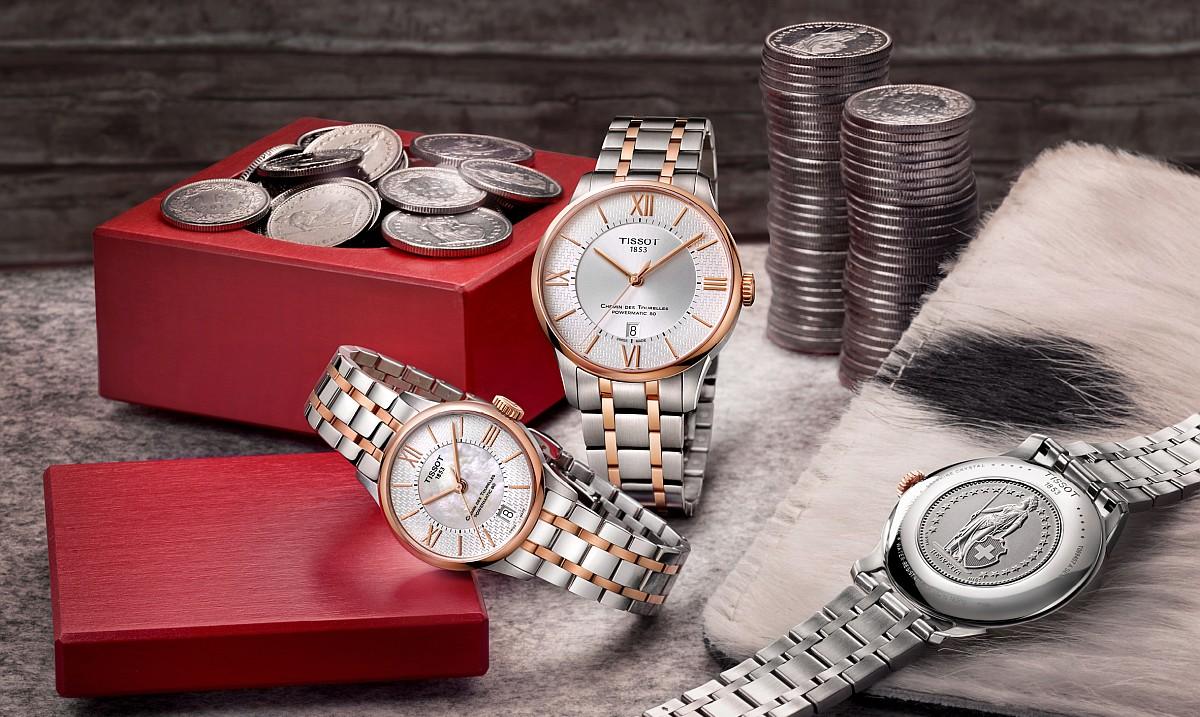 璀璨聖誕TISSOT獻上與你錶隨心動的幸福時刻