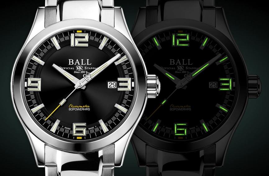 無懼挑戰:BALL Watch Engineer M Challenger搭載首枚自家製造天文台認證Cal.7309機芯