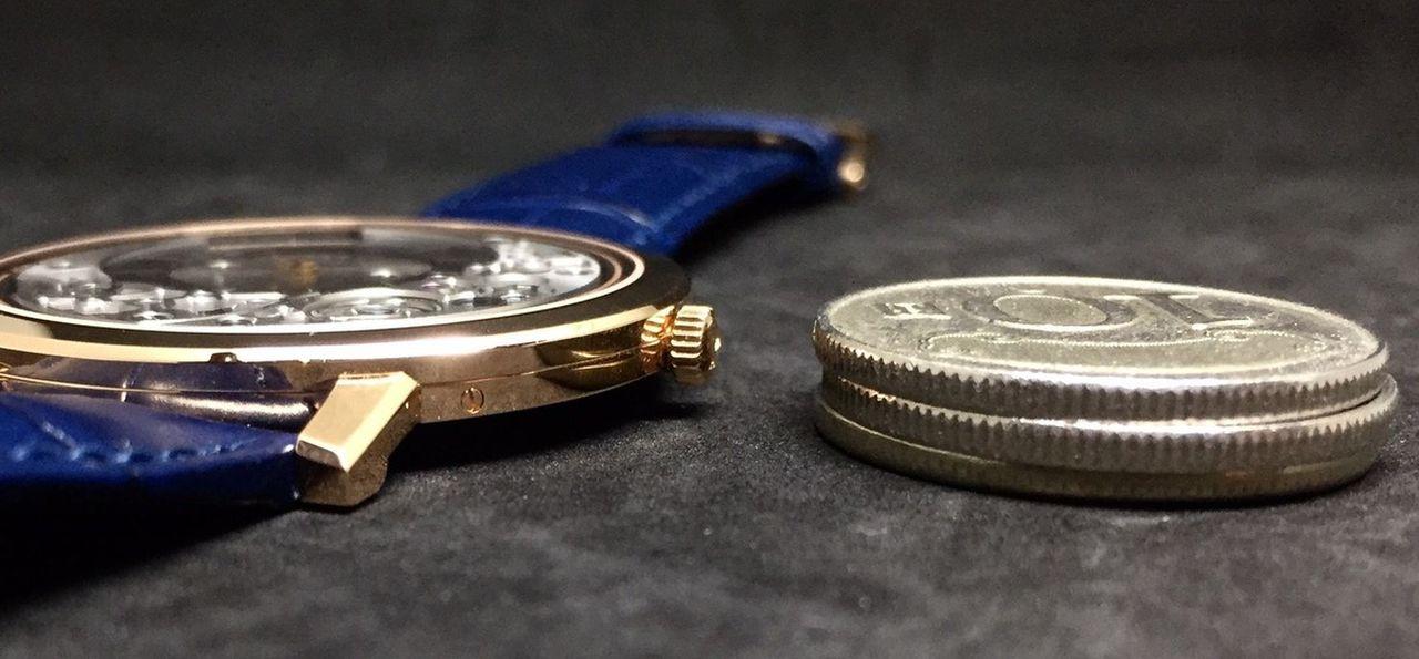 【SIHH 2018 錶展直擊】薄還要更薄 伯爵超薄自動腕錶刷新史