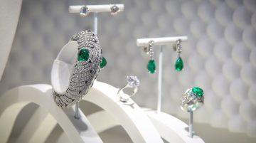 卡地亞Résonances de Cartier頂級珠寶 上海舞春風