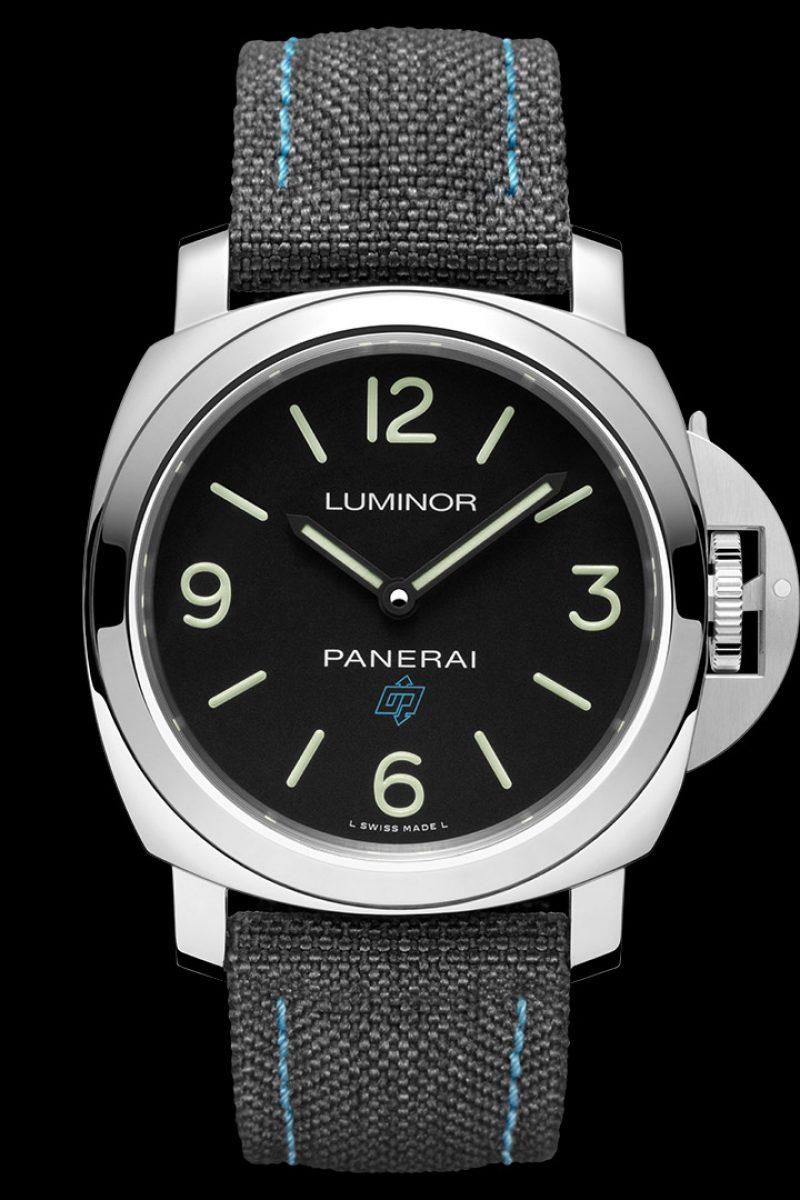 Luminor Base Logo 3 Days Acciaio–44毫米3日動力儲存精鋼腕錶,PAM00774