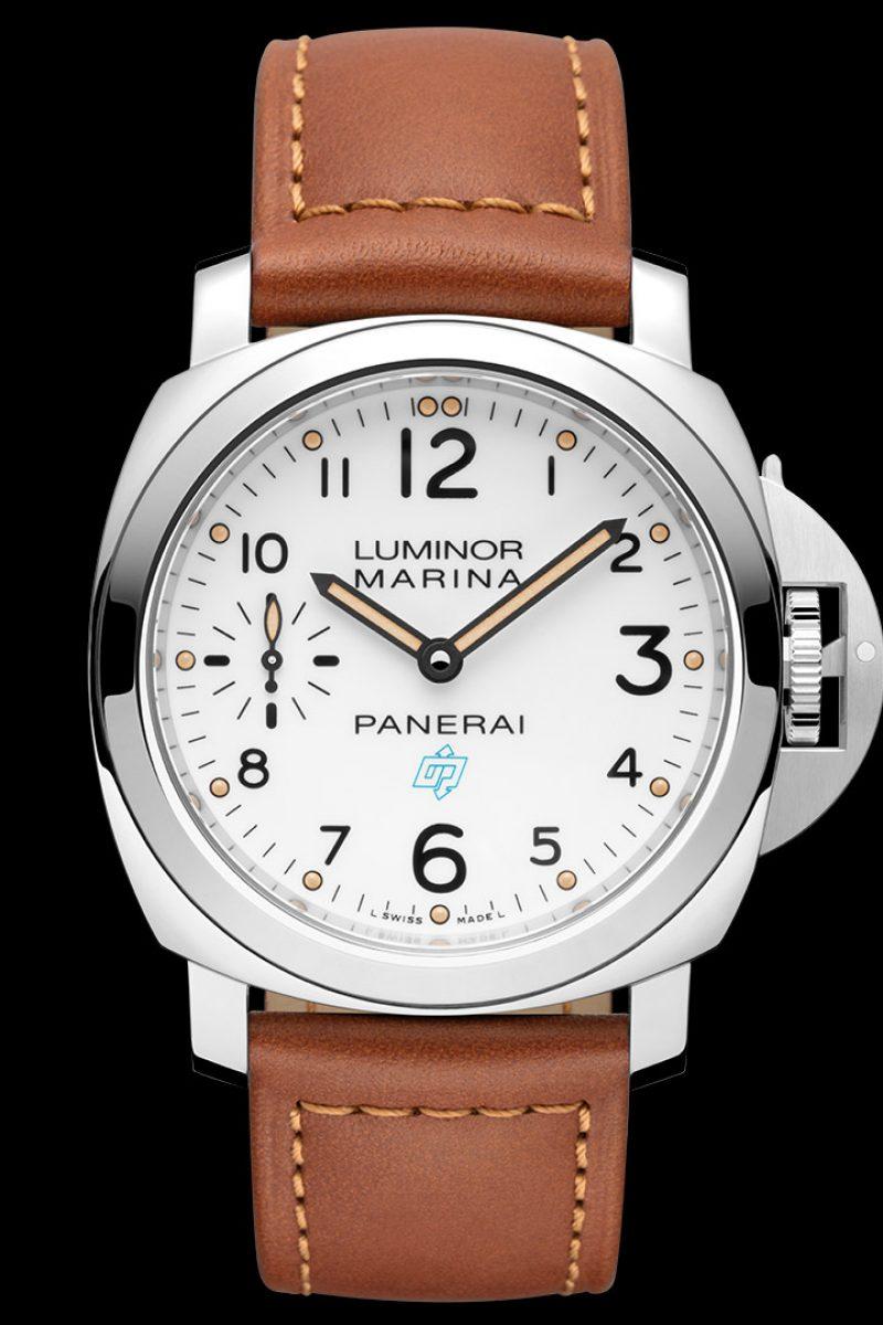 Luminor Marina Logo 3 Days Acciaio–44毫米3日動力儲存精鋼腕錶,PAM00778