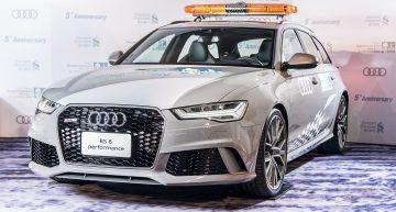 Audi R8領跑 台北渣打公益馬拉松28日開跑