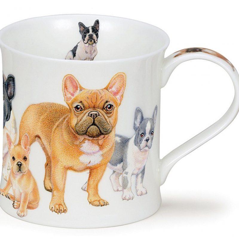 Dunoon狗狗馬克杯(法國鬥牛犬),特價NT828