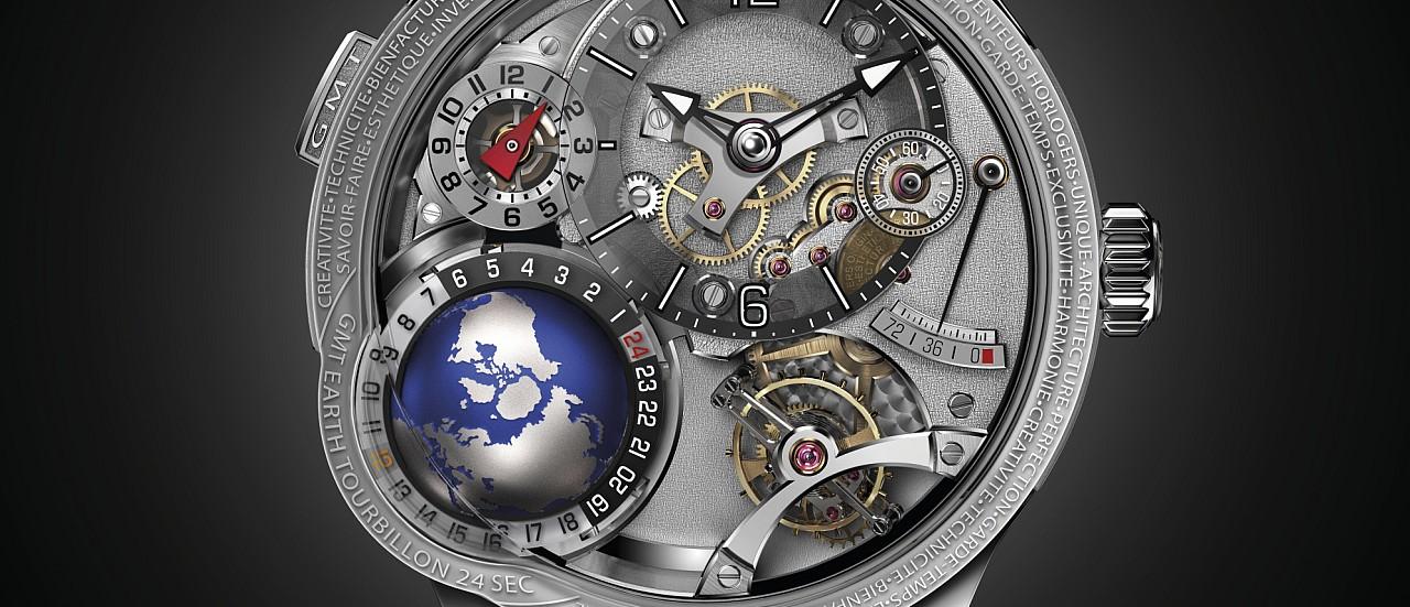 【2018 SIHH錶展報導】Greubel Forsey高珀富斯全新錶款一覽