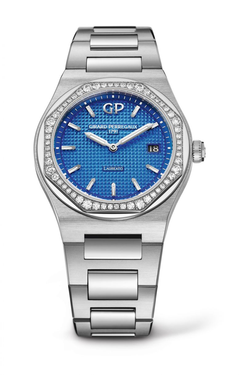不鏽鋼 34mm Royalty限量版女裝腕錶