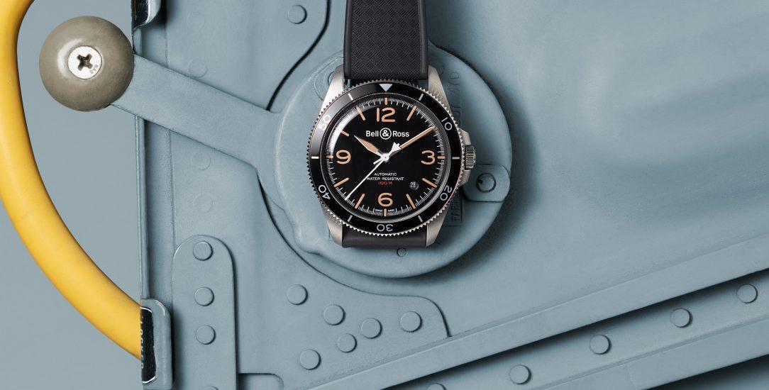 【2018 BASEL錶展報導】Bell & Ross Heritage懷舊經典系列BR V2-92 和 BR V2-94 Steel Heritage腕錶