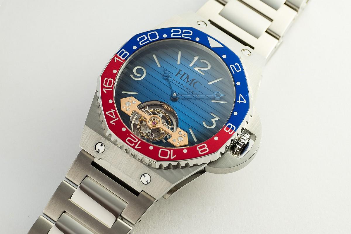 【2018 Pre-SIHH】以科學怪人般的腕錶致敬純正製錶工藝:H. MOSER & CIE.亨利慕時推出SWISS ICONS WATCH