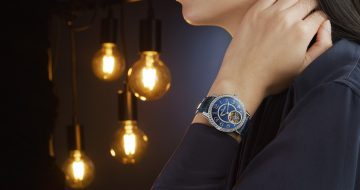 【2018 SIHH錶展報導】Jaeger-LeCoultre全新午夜藍色Rendez-Vous約會系列腕錶