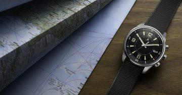 完美響鬧:Jaeger-LeCoultre Polaris Memovox響鬧腕錶2018限量版
