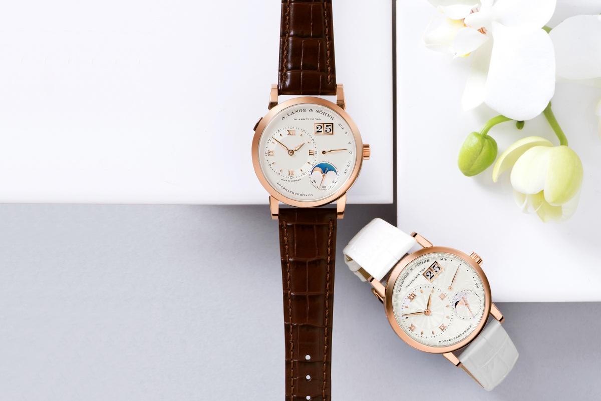共證美好時光:情人節致贈朗格時計, 賦予美好時間獨一無二的意義
