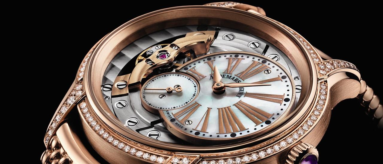 【2018 Pre-SIHH】愛彼推出全新千禧腕錶波蘭鍊帶款式與蛋白石錶盤款式