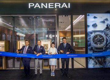 沛納海 Panerai 台中大遠百專賣店重新開幕