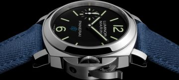 【2018 SIHH報導】沛納海推出LUMINOR BASE LOGO與 LUMINOR MARINA LOGO 3 DAYS ACCIAIO –44毫米3日動力儲存精鋼腕錶