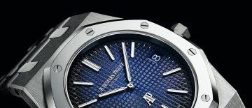 【2018 SIHH錶展報導】樹立高級運動錶典範:愛彼皇家橡樹Royal Oak Jumbo Extra-thin腕錶