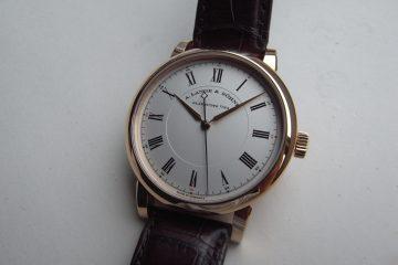 【曾士昕專欄】簡單的錶最不簡單:A. Lange & Söhne Richard Lange