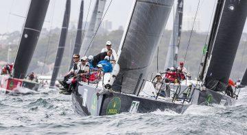 航向榮耀:2017年勞力士雪梨至霍巴特帆船賽圓滿落幕