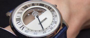 【2018 SIHH錶展報導】卡地亞高級製錶展現神秘機芯的獨特美學