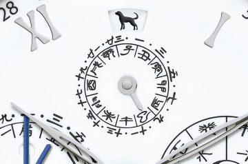 獻禮2018中國生肖年,寶鉑Blancpain全新推出中華年曆限量版「吉犬」腕錶