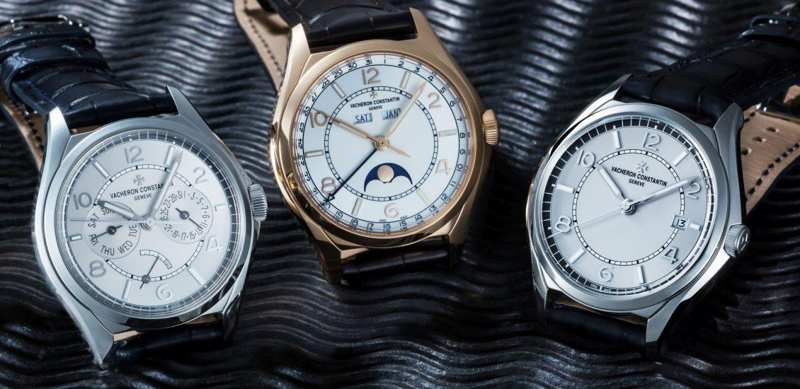 【SIHH 2018錶展報導】開創新局:江詩丹頓全新FIFTYSIX®系列腕錶
