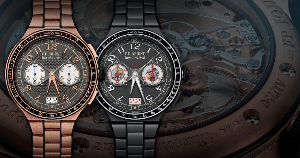 獨立製錶品牌F.P.Journe 2018年新作介紹
