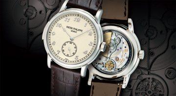 問錶王者的鐘鼎之聲:Patek Philippe Ref.5078G與5178G三問錶