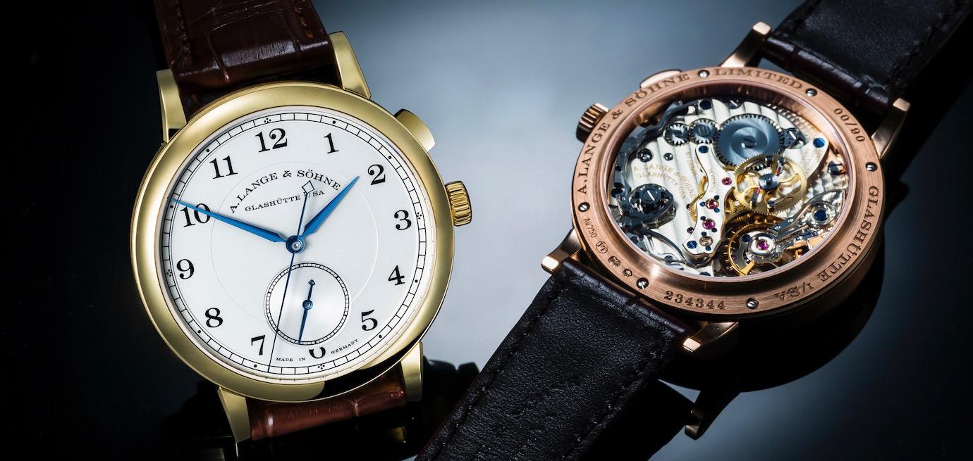 每一秒鐘,都精準:A. Lange & Söhne跳秒時計