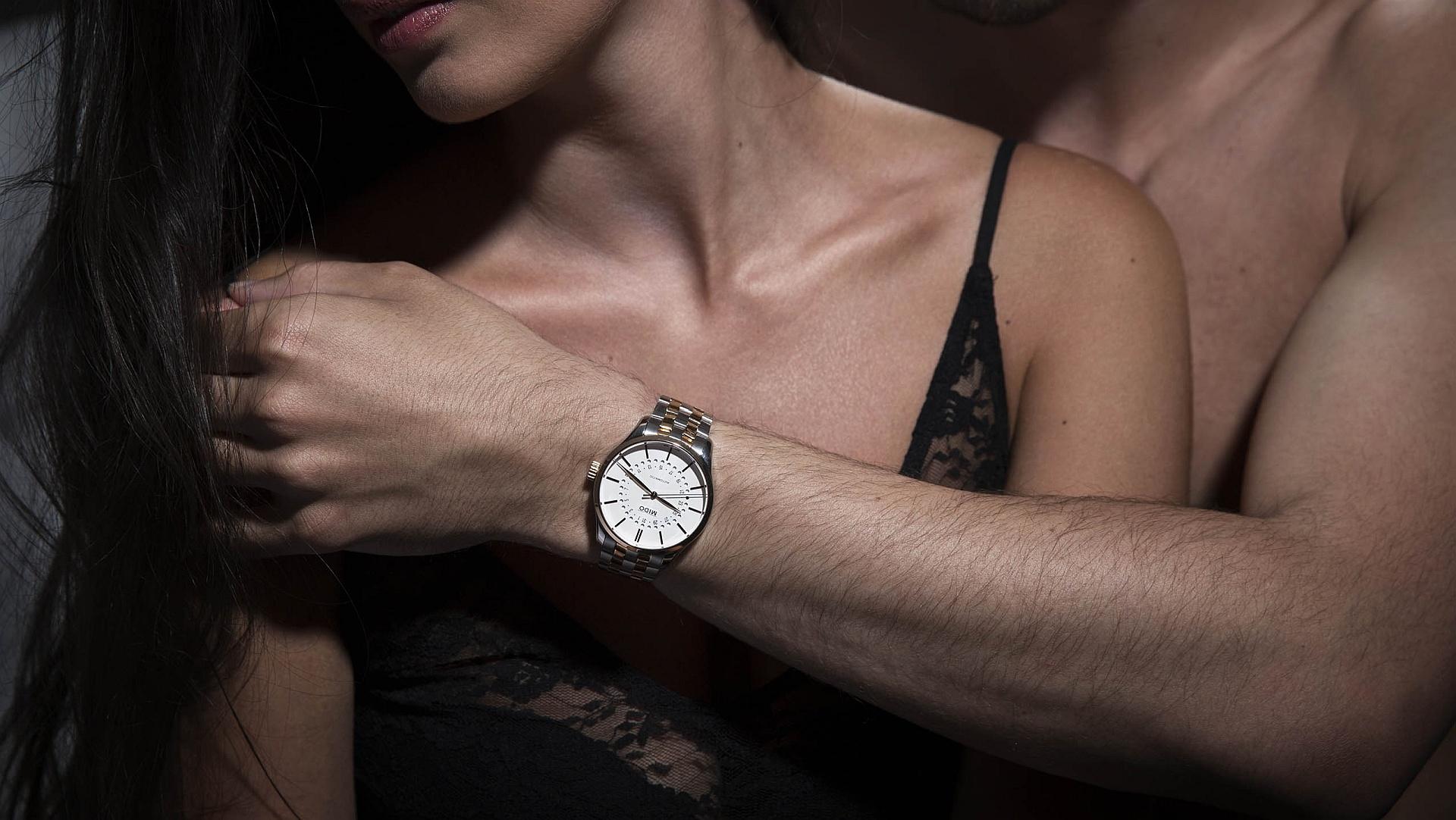情繫永恆的靈感,定格心動的時計