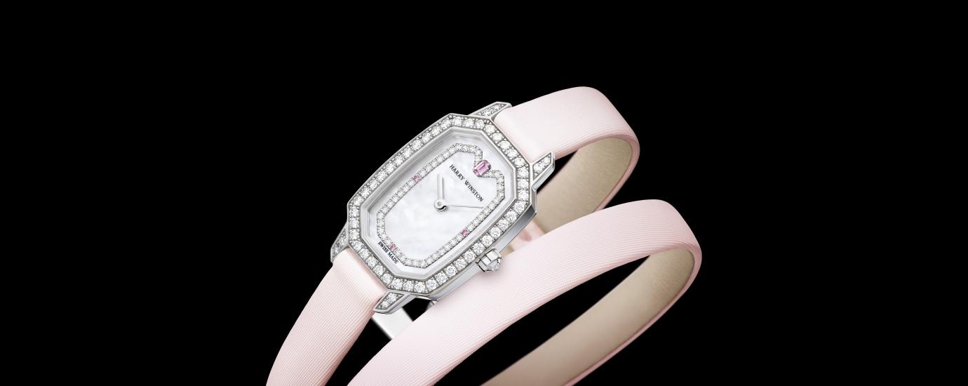 【2018巴塞爾錶展預報】海瑞溫斯頓印記 Emerald 系列腕錶