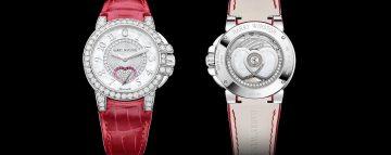海瑞溫斯頓情人節獻禮:海洋 Ocean 系列 36 毫米自動腕錶