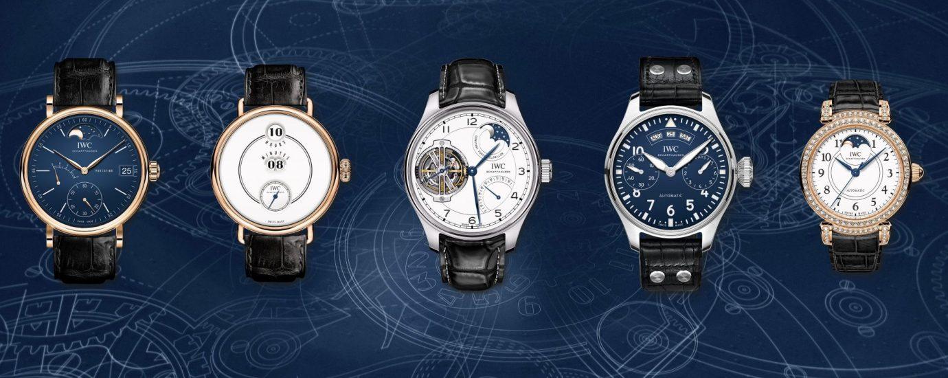 【五分鐘完全掌握】IWC萬國錶2018年日內瓦錶展系列新品概覽