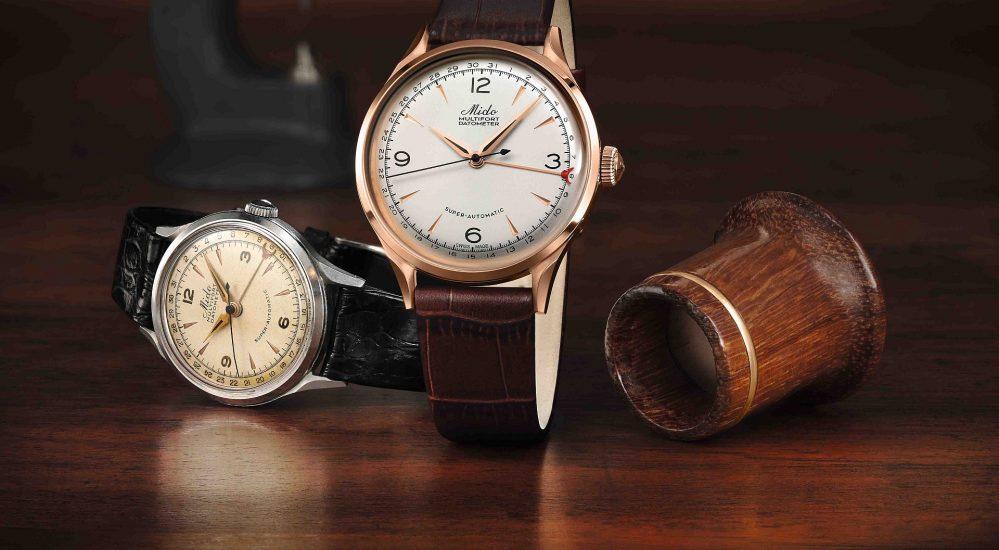 【2018巴賽爾錶展預報】美度表Commander Shade香榭系列光影腕錶特別版及 Multifort Datometer復古日曆限量錶