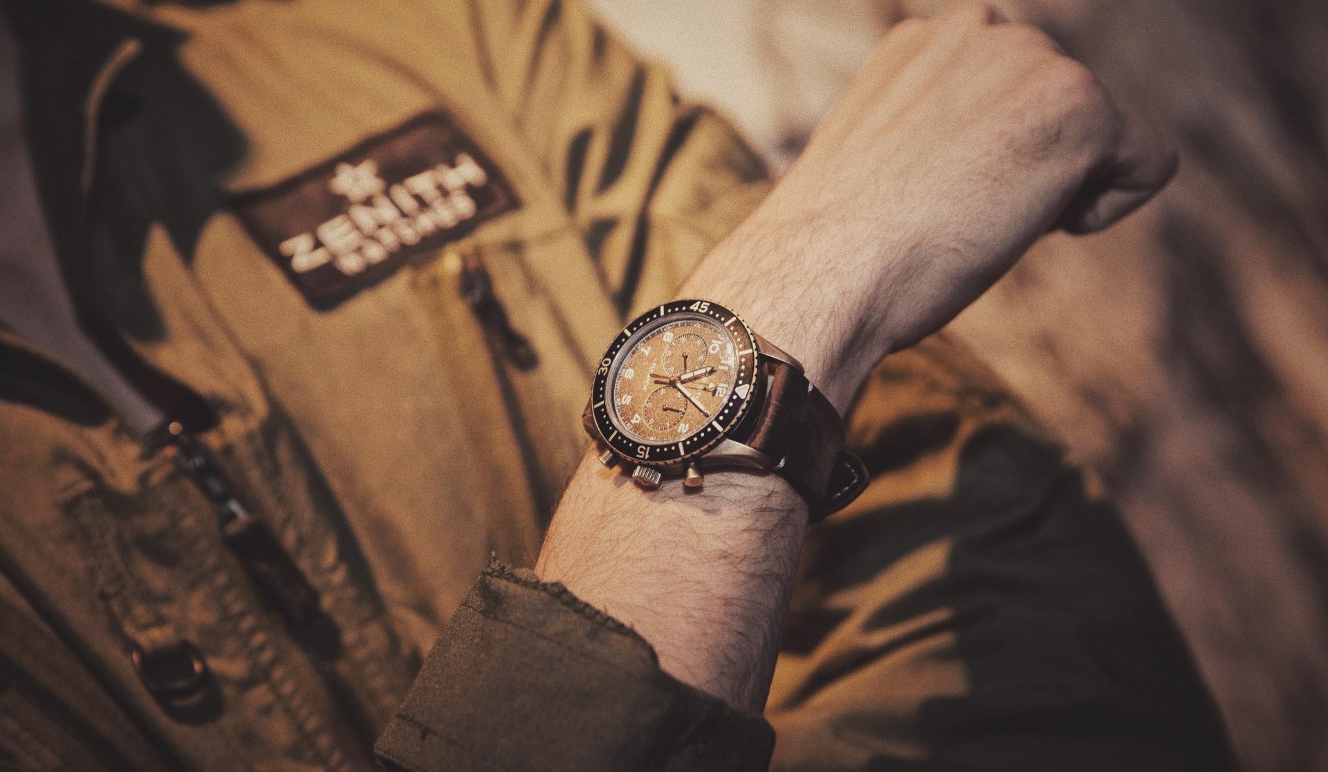 全新起航,光彩再現:2018 ZENITH真力時復古紳士夜暨飛行員系列全新TIPO CP-2飛返計時腕錶正式發表